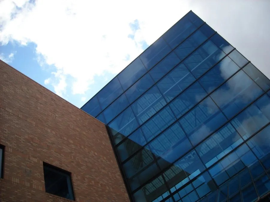 OMSI architecture and *blue* sky