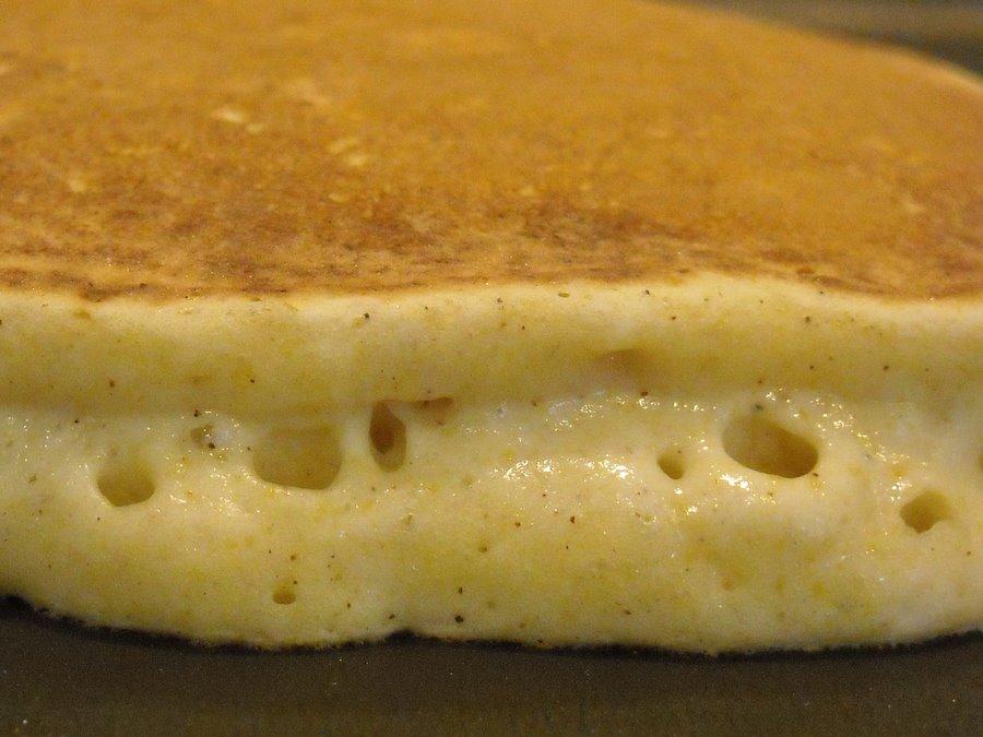 Mmm... Pumpkin pancakes. :-)