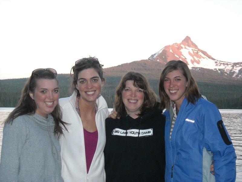 Melissa, Heather, Suzi, and Ashley