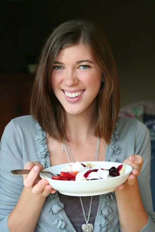 Ashley Berry Internationally Recognized 13 Year Old Anti: Ashley Shows Off Her Berry Crepes