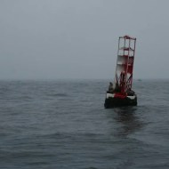 On the buoy