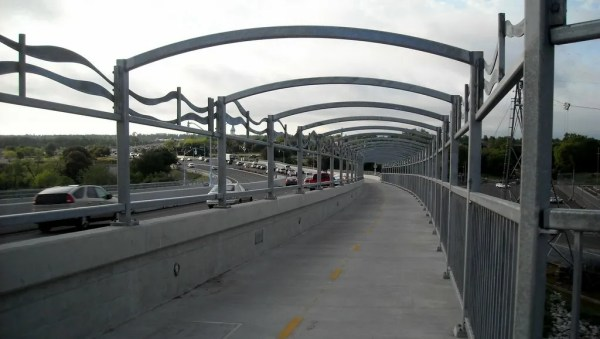 Hazel Ave. Bridge