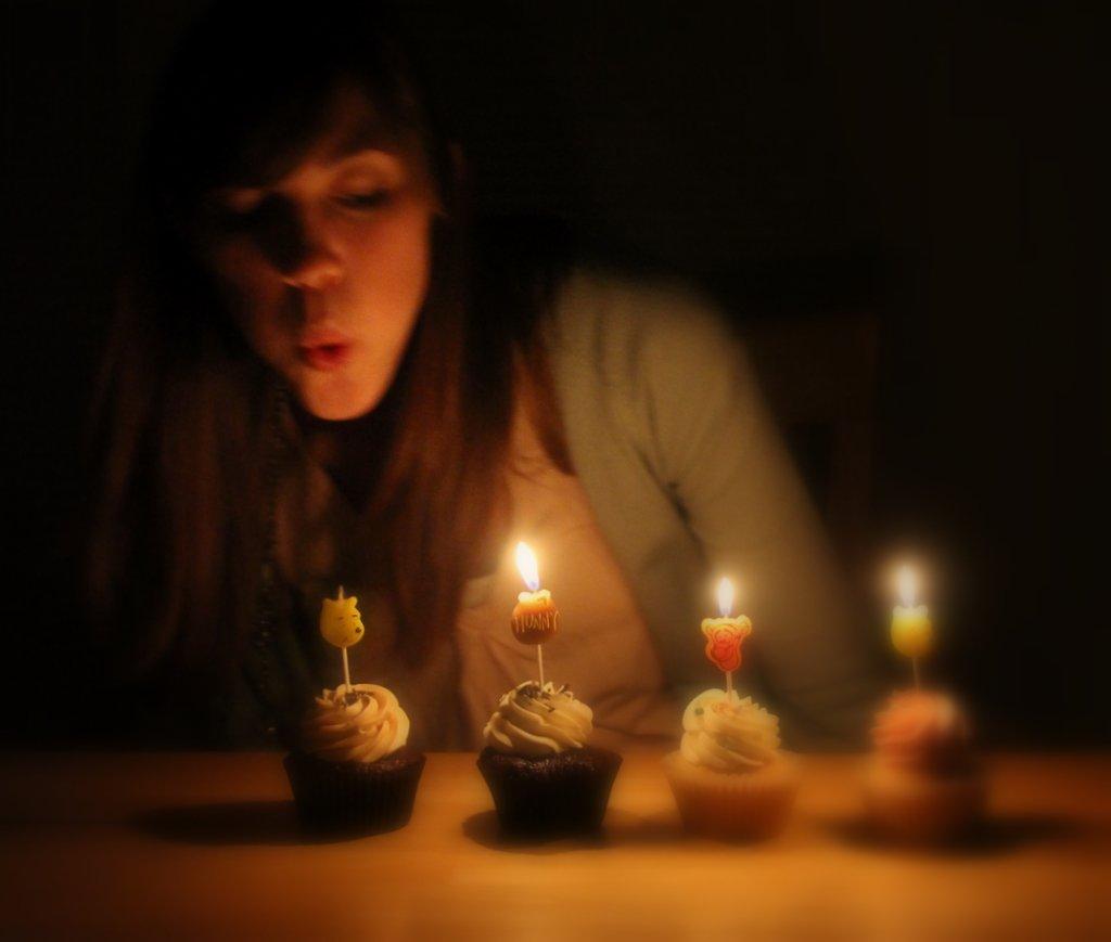 Happy Birthday, Ashley!