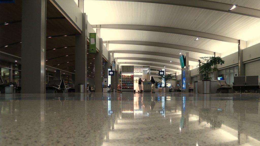 SMF Terminal B, Part II