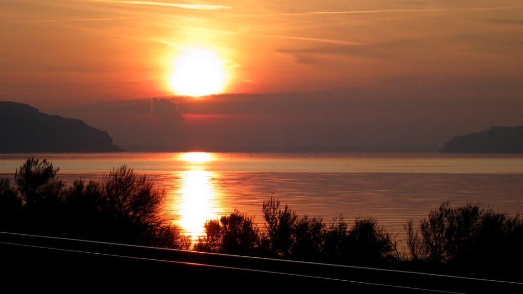 Gorge Sunset