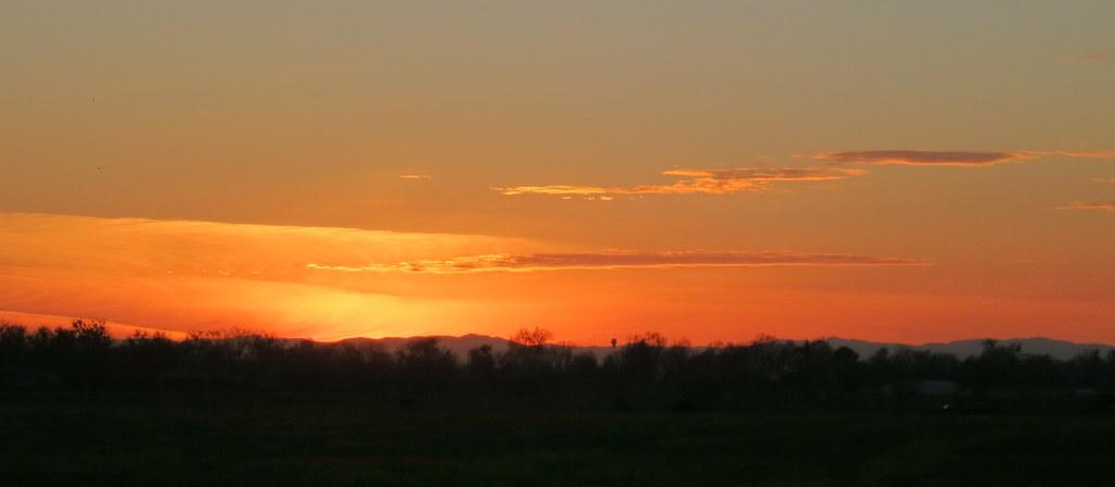 SMF Sunset