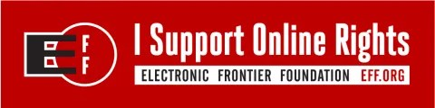 I Support Online Rights