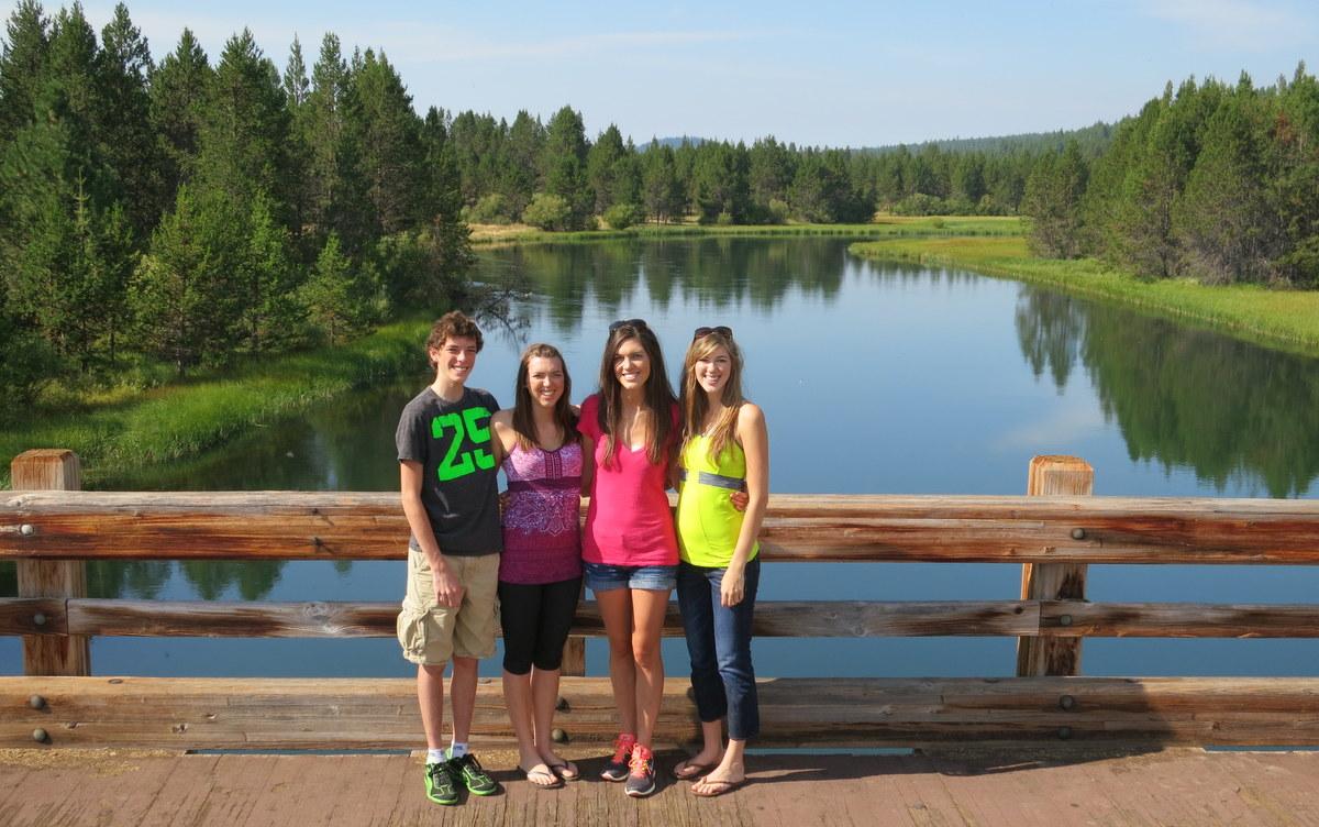 Sunriver Family Vacation 2013
