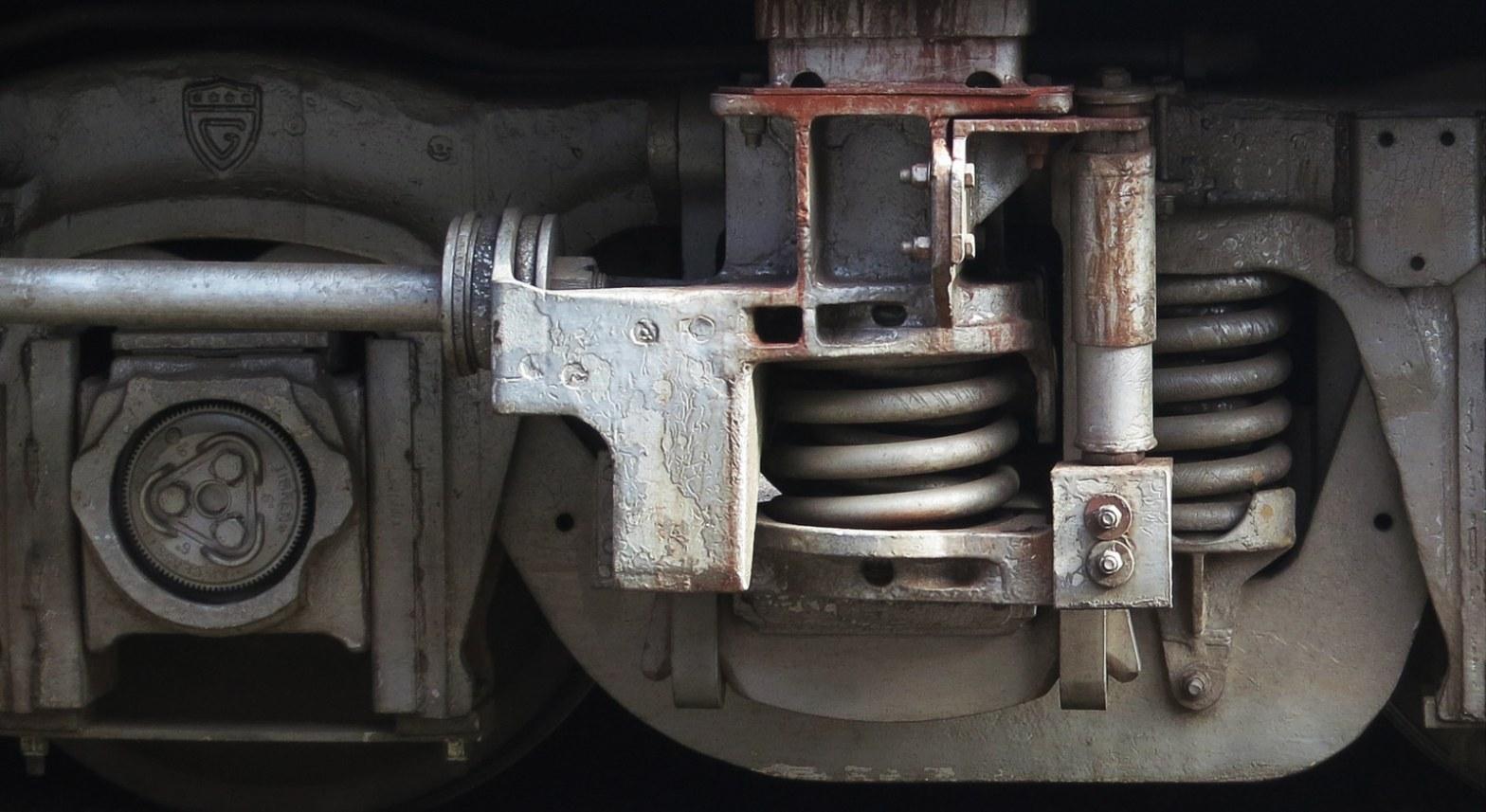 Railroad Truck