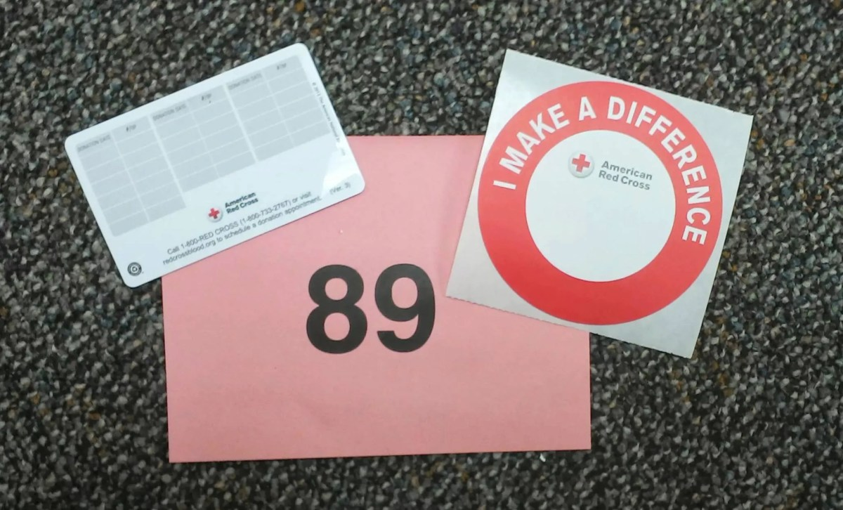 Breaking In Another Donor Card