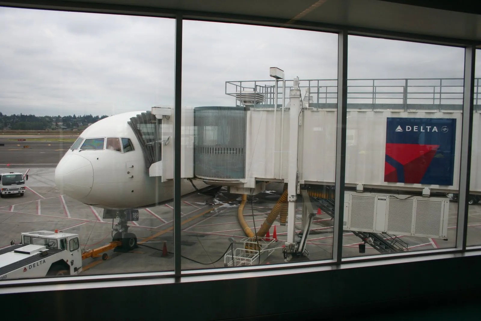 My chariot to Asia awaits