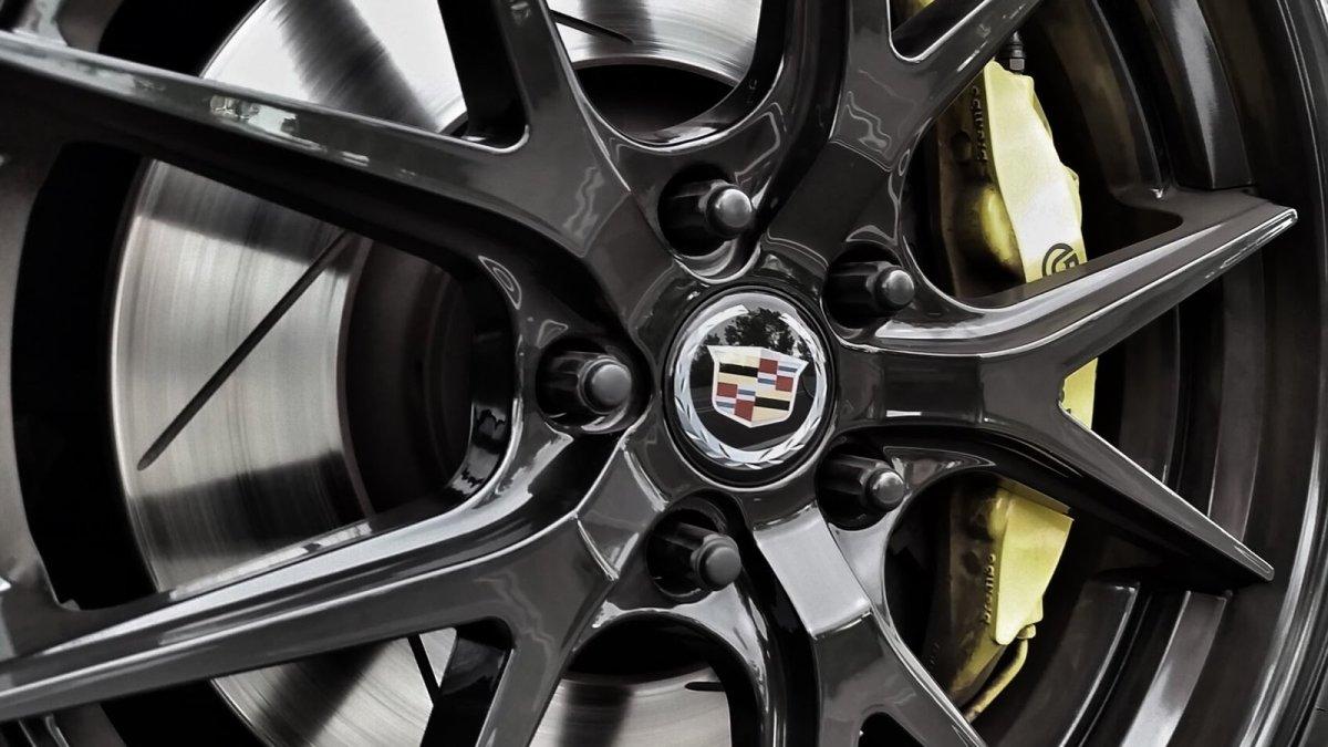 Caddy Wheel