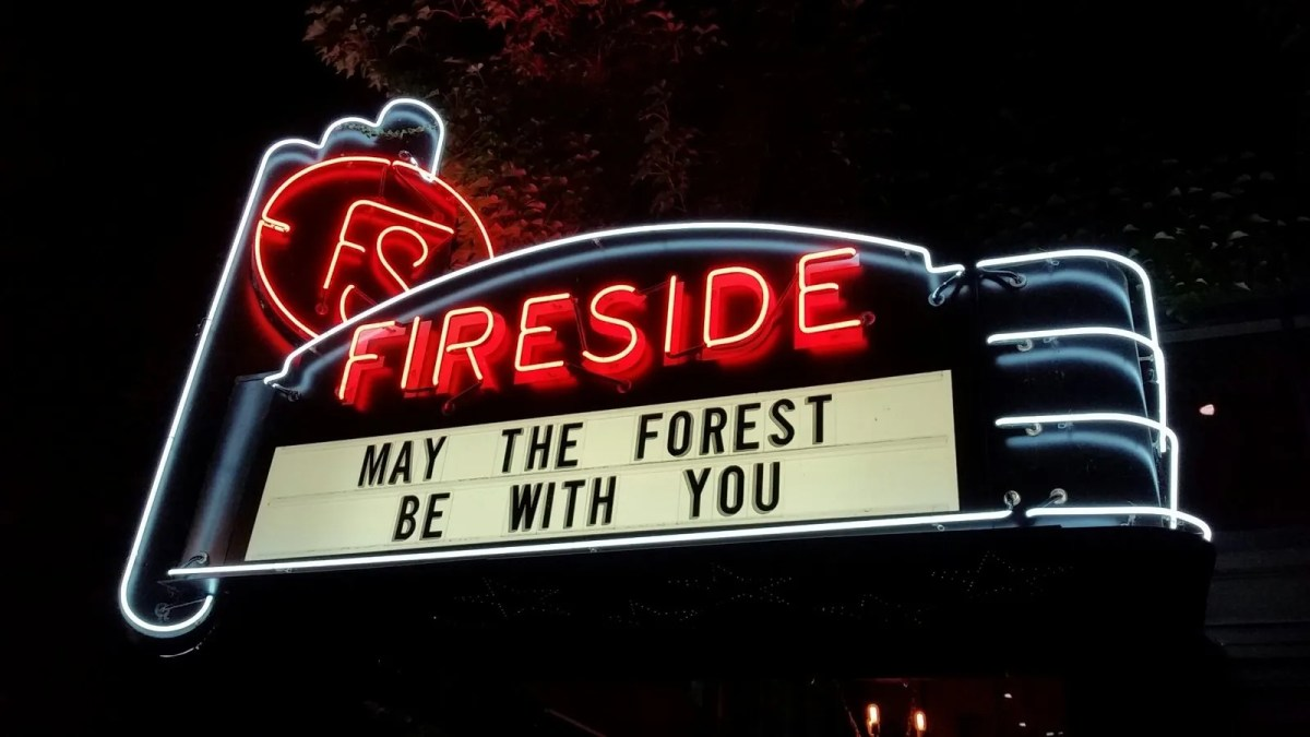 The Fireside Marquee
