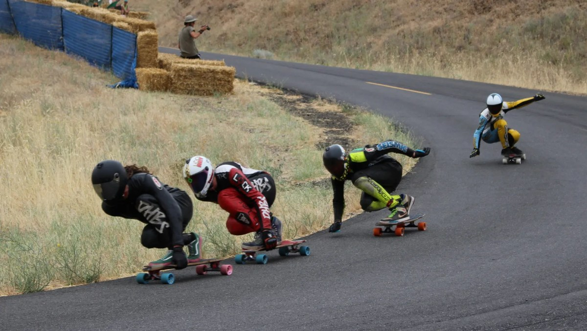 Jamison and I head to Maryhill 2015