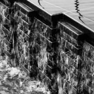 Hatfield-Dowlin Complex fountain