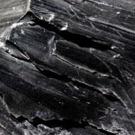 Natural obsidian blades