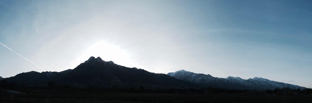 Wasatch Range Morn