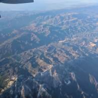 Snow on Southern California's Transverse Ranges