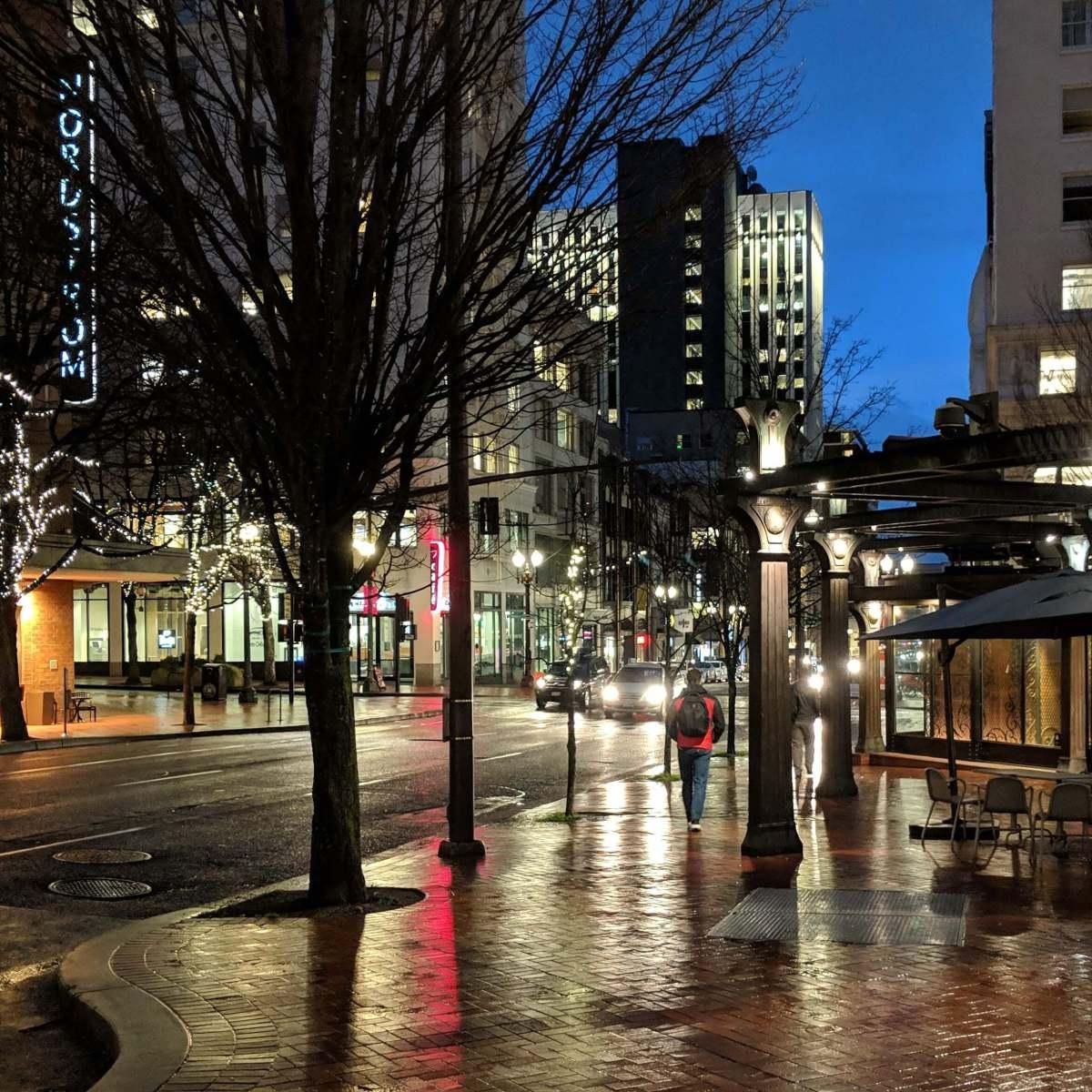 Good morning, Portland!