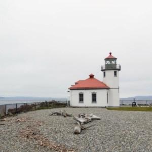 Alki Point Lighthouse