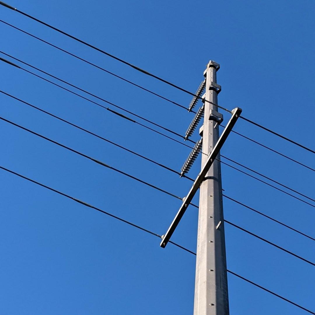Morning pole