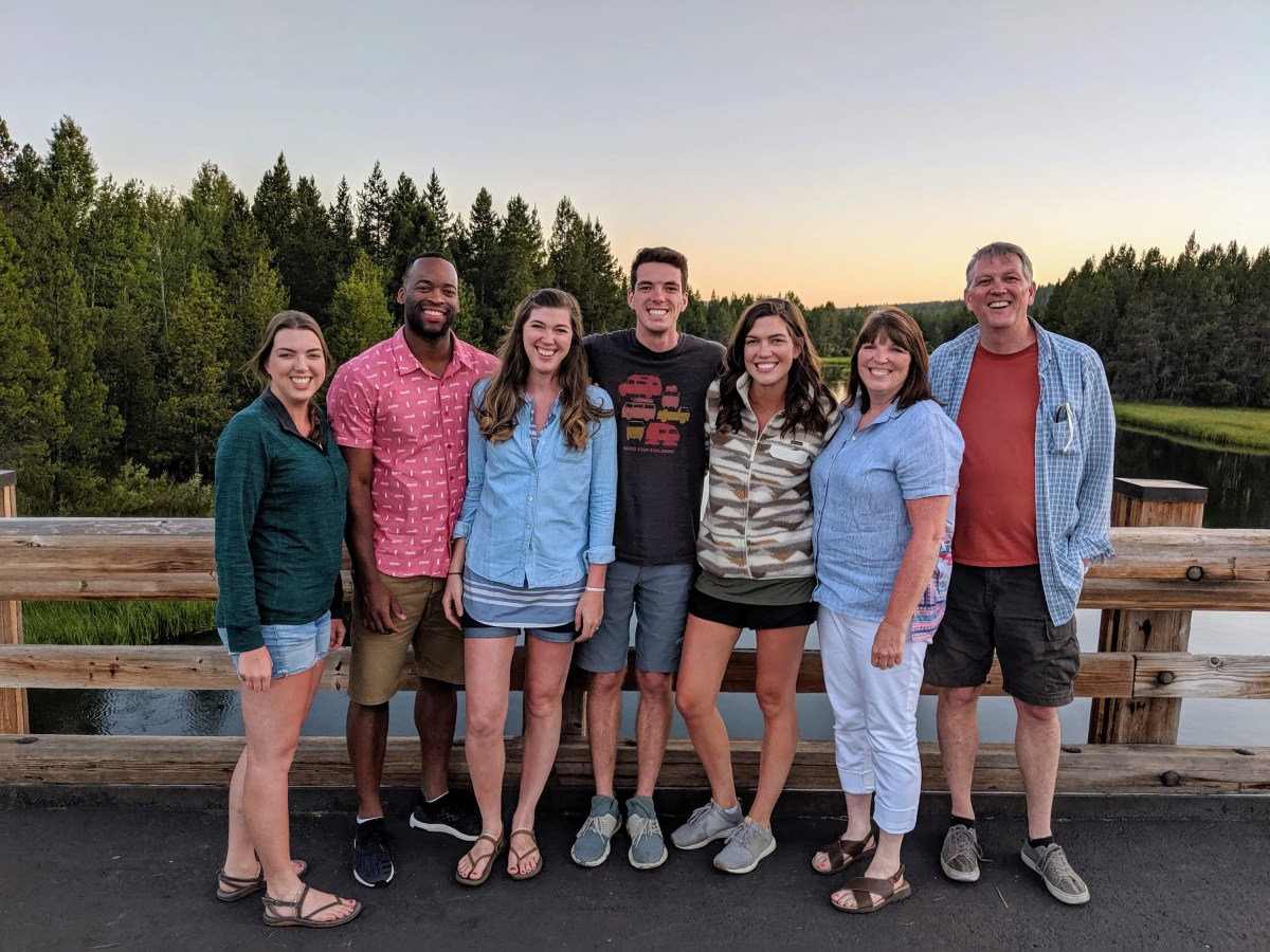 Sunriver family vacation — 2019
