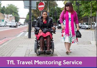 TFL Travel Mentoring Service