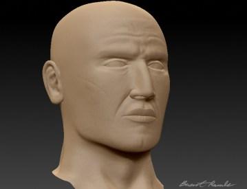 ZBrush Head