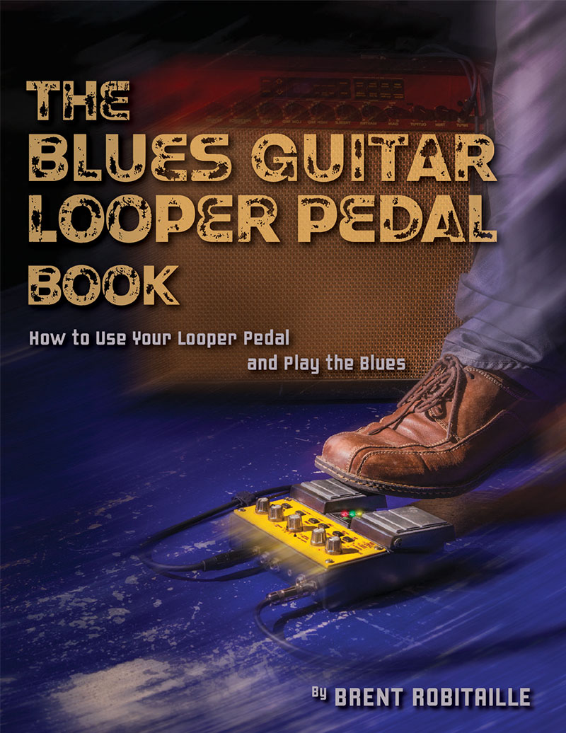 Blues Guitar Looper Pedal Book