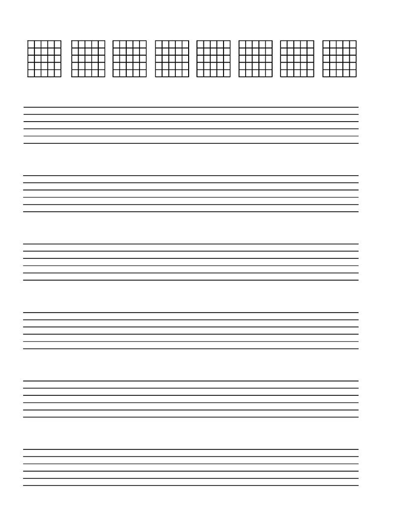 blank-guitar-tablature-workbook-Chord-tab