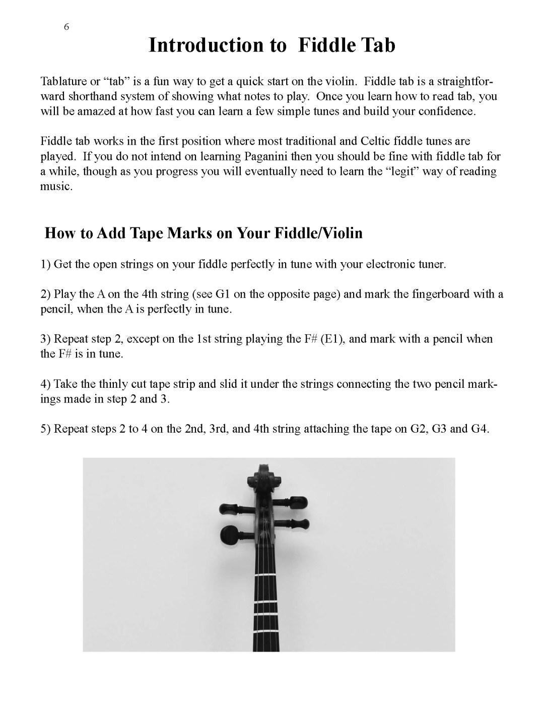 fiddle-tab-tape-marks