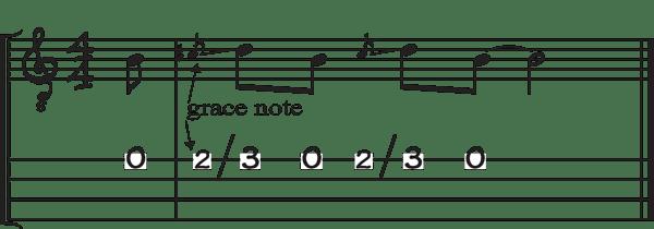 Lesson-5-CBG-the-Slide-up-4-String