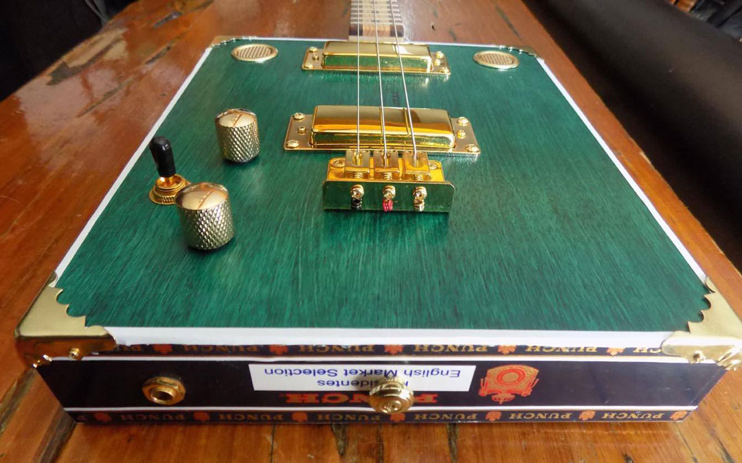 What to Look for When Buying a Cigar Box Guitar