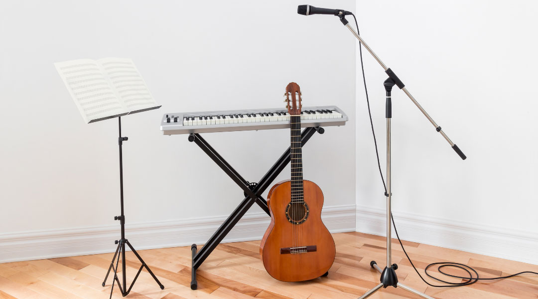 Your Instrument is Essential to be a Songwriter or Composer