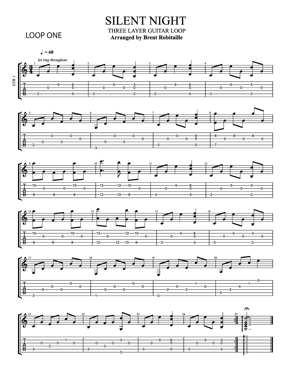 Silent-Night-Guitar-Looper-Pedal-Loop-One