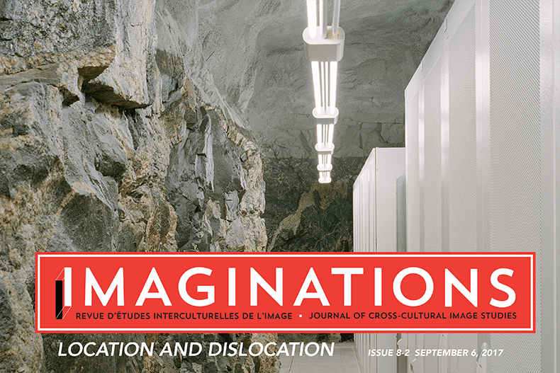 Cover image: An underground server room with a rocky wall and bright lights.