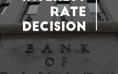 Bank of Canada Holds Rates, Revises Growth Down