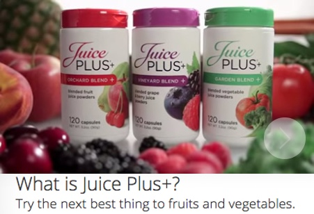 What is JuicePlus+ ?