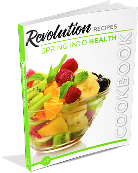 Healthy Living Revolution Cookbook