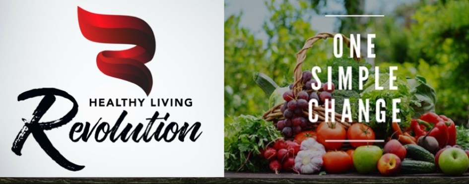 One Simple Change: Healthy Living Revolution