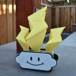 Mario Kart 8 – Lightning Cup Trophy