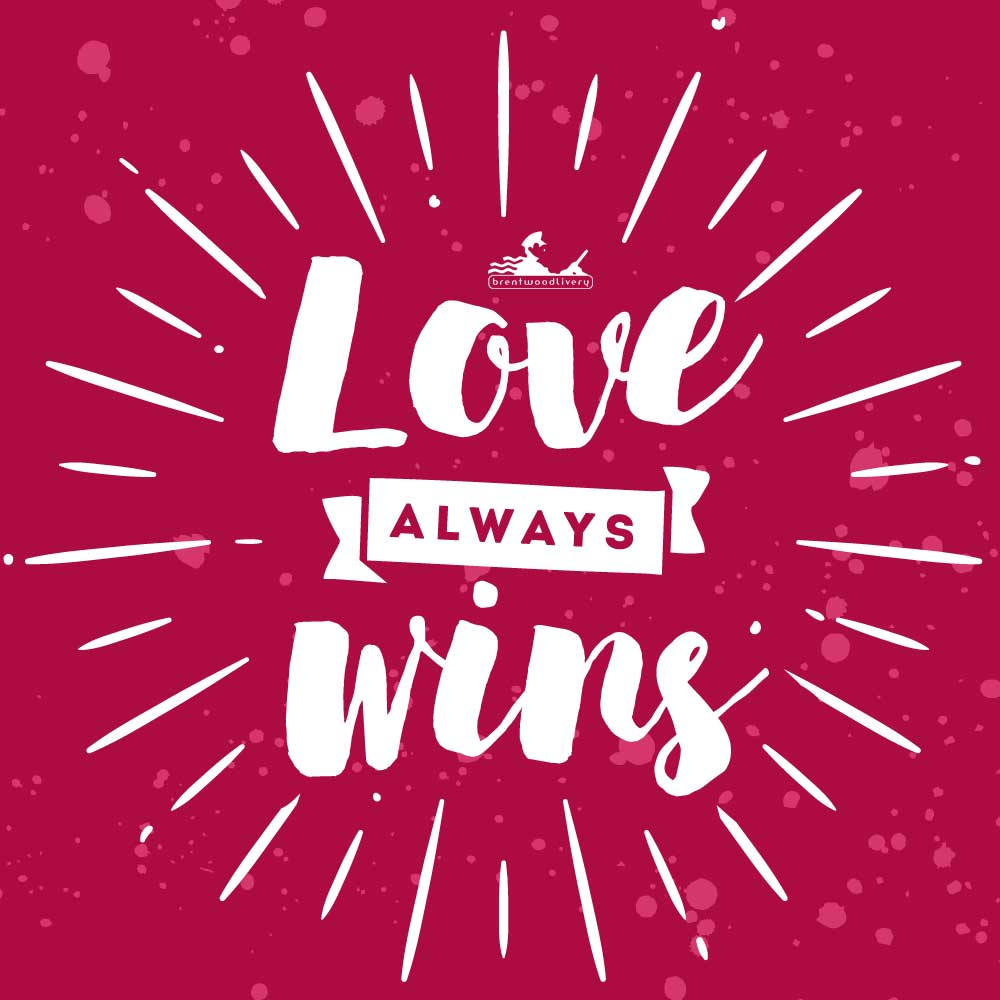 Love Always Wins February Contest