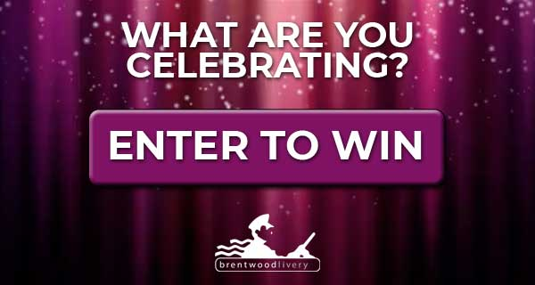 What are you celebrating? Enter to win!