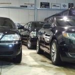 Lincoln MKS vs. Town Car
