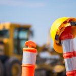 Construction Cones - Highway 7 Construction