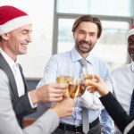 Corporate Christmas party