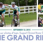The Grand Ride in support of the Grand River Hospital Cancer Centre