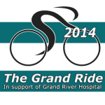 The Grand Ride in support of Grand River Hospital