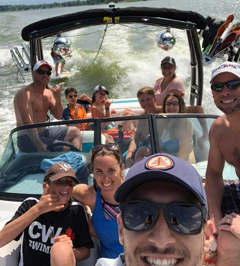 Brent's Personal Article - Summer Selfie Saga