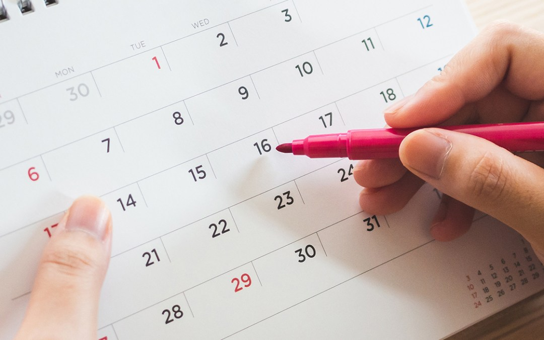 Mark These Deadlines on Your Q1 Tax Calendar